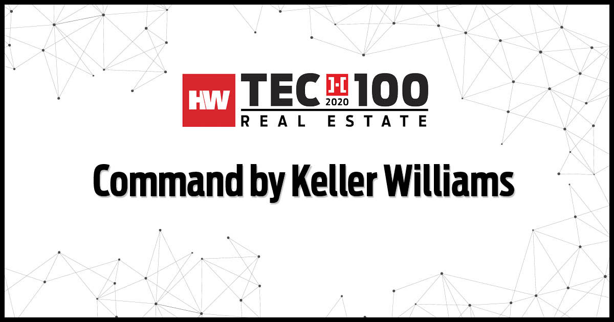 KW Tech100 Award Banner